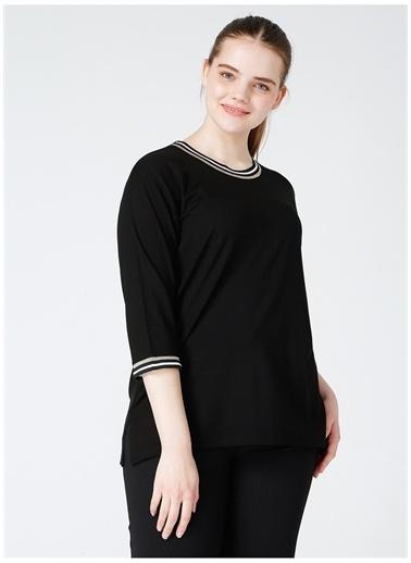 Selen Selen Bluz Siyah